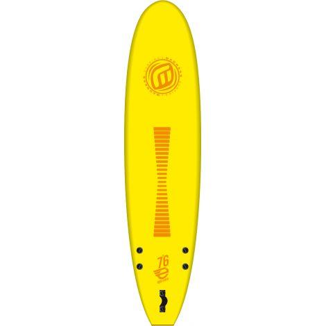 PLANCHE DE SURF MADNESS SOFTOP 7'6 EPS