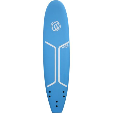 PLANCHE DE SURF MADNESS SOFTOP 7'6 HD CORE