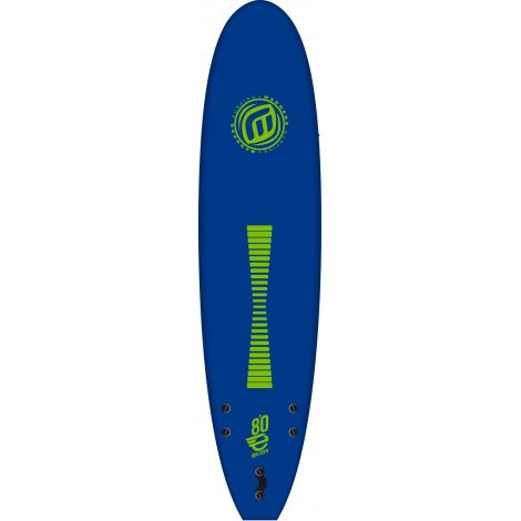 PLANCHE DE SURF MADNESS SOFTOP 8'0 EPS