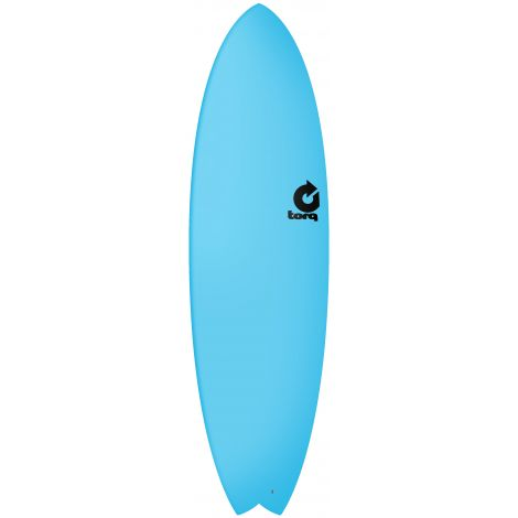 PLANCHE DE SURF TORQ SOFT DECK MOD FISH