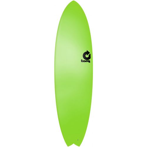 PLANCHE DE SURF TORQ SOFT DECK MOD FISH