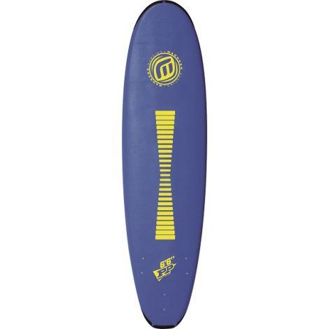 PLANCHE DE SURF MADNESS SOFTOP 6'6 PP