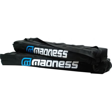 BARRES DE TOIT AMOVIBLES MADNESS RACK PAD 3 DOORS
