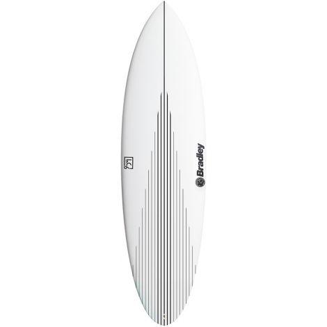 PLANCHE DE SURF BRADLEY CHOCOLATINE LC6 LARGE