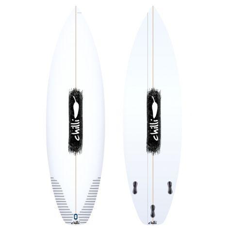 PLANCHE DE SURF CHILLI A2 TWIN TECH CUSTOM YANN BOURDAIS