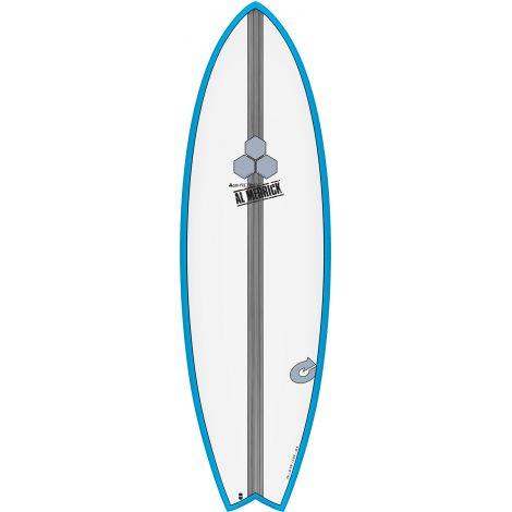 PLANCHE DE SURF TORQ XLITE POD MOD CHANNEL ISLANDS