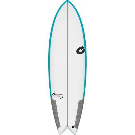 PLANCHE DE SURF TORQ TEC FISH TWIN