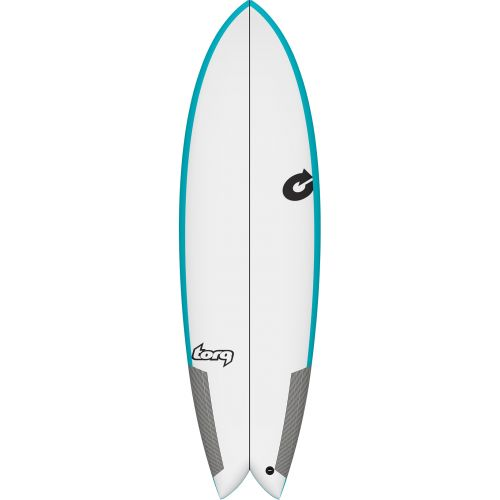 PLANCHE DE SURF TORQ TEC FISH TWIN