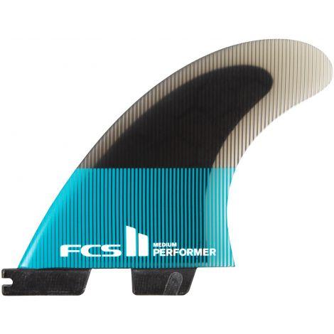 3 DERIVES DE SURF FCS 2 PERFORMER PERFOMANCE CORE THRUSTER