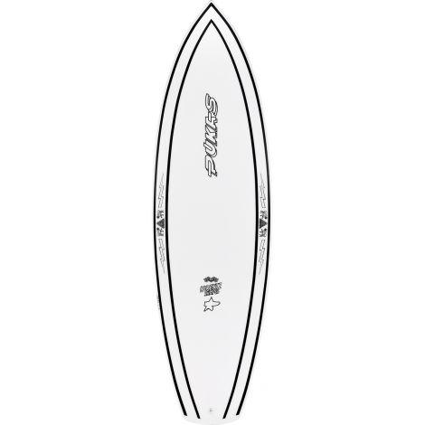 PLANCHE DE SURF PUKAS LA LOCA BY AXEL LORENTZ INN/CA