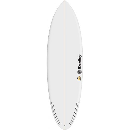 PLANCHE DE SURF BRADLEY CHOCOLATINE LARGE