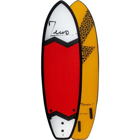 PLANCHE DE SURF ZEUS RODEO EVA