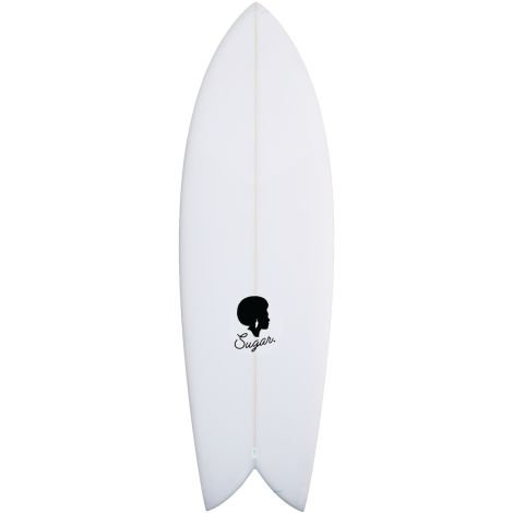 PLANCHE DE SURF CHILLI SUGAR PU CUSTOM JÉROME HUGUENARD 3X