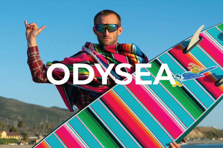 Catch surf odysea