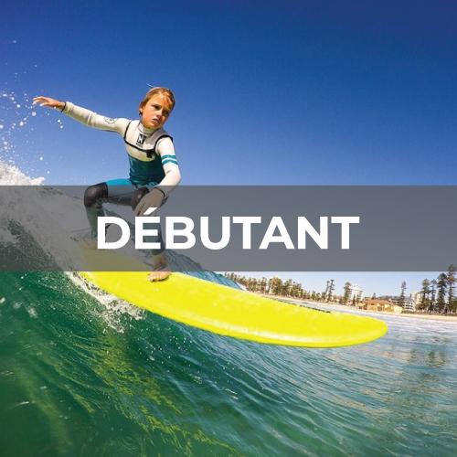 Planches de surf pour débutants