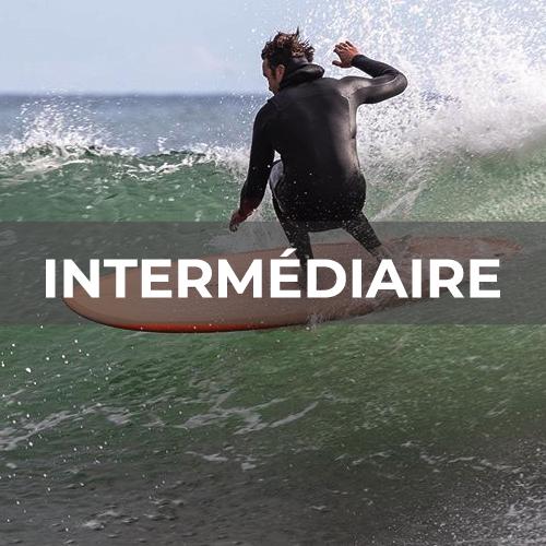 Planches de surf pour surfeurs intermédiaires