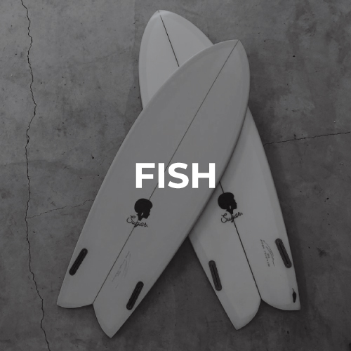 Planches de surf fish