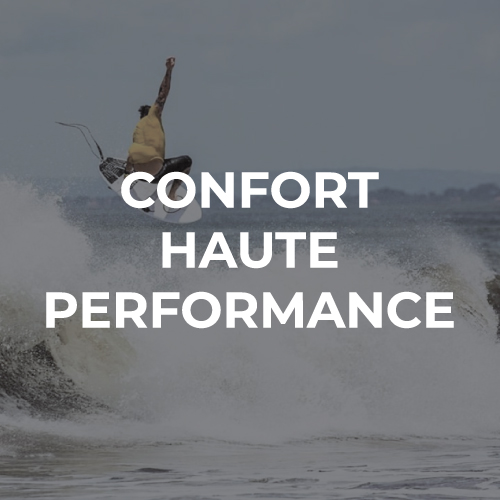 Shortboard confort haute performance