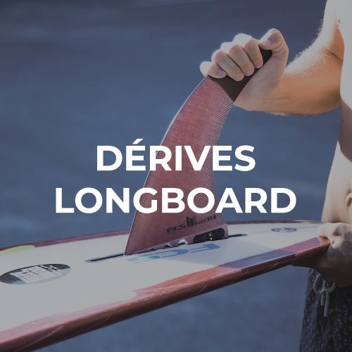 dérives de longboard fcs