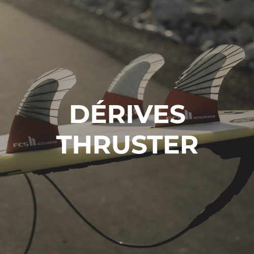 dérives fcs thruster