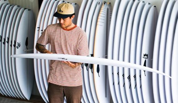Lab concept, votre planche de surf en leasing