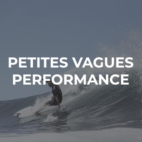 Shortboard petites vagues performance