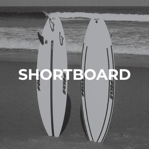 Planches de surf shortboard