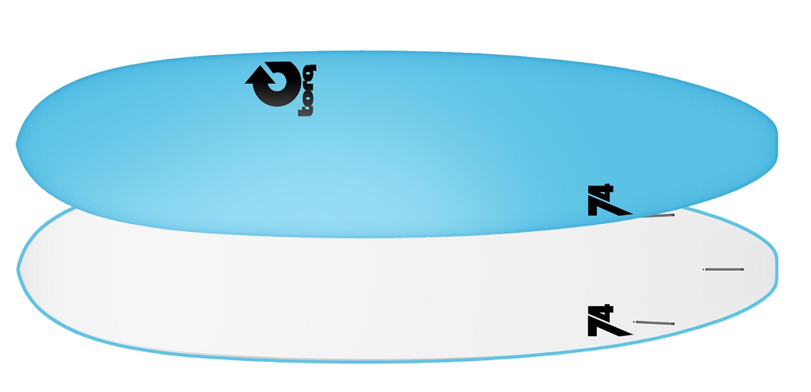 planche torq soft deck
