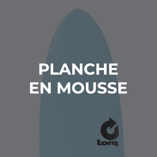 Planches de surf en mousse