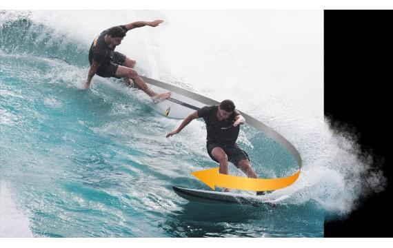 Parlons du flex d'une planche de surf